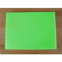 Planche in polyéthylène rectangulaire verte 30X40 cm  - épaisseur 80 mm